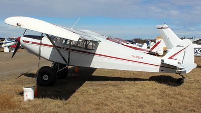 A picture of N4303M - Piper PA12 Super Cruiser - [123235] - © Stig Rokkones