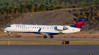 N631SK - Bombardier CRJ-702 - Delta Connection (SkyWest Airlines)
