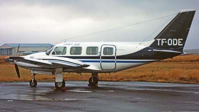 TF-ODE - Piper PA-31-310 Navajo - Odin Air