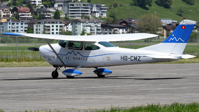 A picture of HBCMZ - Cessna 182H Skylane - [56287] - © Mirko Bleuer