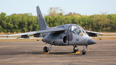 J7-3/43 - Dassault-Dornier Alpha Jet A - Thailand - Royal Thai Air Force