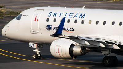 XA-ACV - Embraer 170-100SU - Aeroméxico Connect