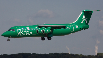 SX-DIX - British Aerospace BAe 146-300 - Astra Airlines