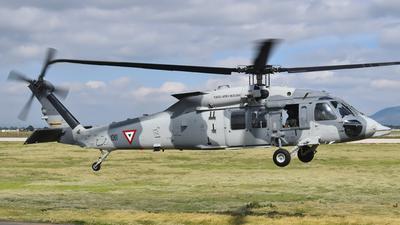 1061 - Sikorsky UH-60M Blackhawk - Mexico - Air Force