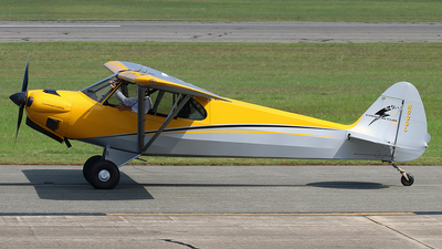 N83SC - Cub Crafters CC-11-160 Carbon Cub SS - Private