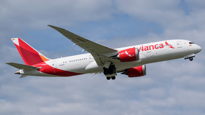 A picture of N786AV - Boeing 7878 Dreamliner - Avianca - © Miguel Coral