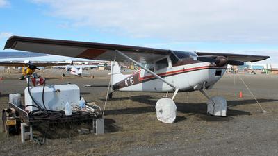 A picture of N716 - Cessna 180E - [18051088] - © Stig Rokkones
