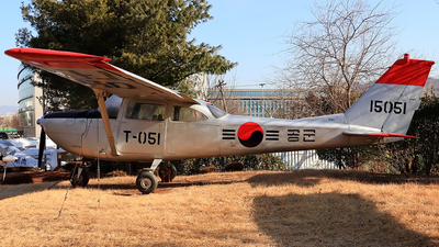 15051 - Cessna T-41 Mescalero - South Korea - Air Force