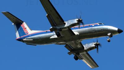 A picture of N217SW - Embraer EMB120ER Brasilia - [120.286] - © Adam Sheinhaus