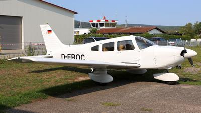D-EBOC - Piper PA-28-181 Archer II - Private