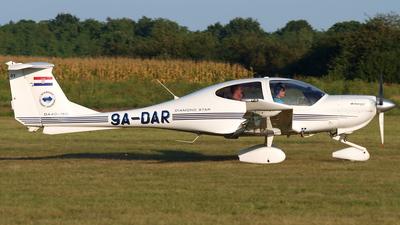9A-DAR - Diamond DA-40 Diamond Star - Private