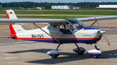 PH-3V5 - Tecnam P92 Echo - Private