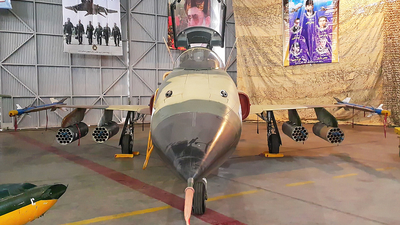 3-73 - Northrop F-5E Tiger II - Iran - Air Force