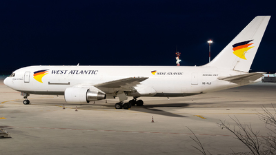 SE-RLC - Boeing 767-232(BDSF) - West Atlantic Airlines