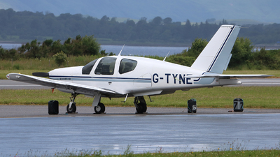 G-TYNE - Socata TB-20 Trinidad - Private