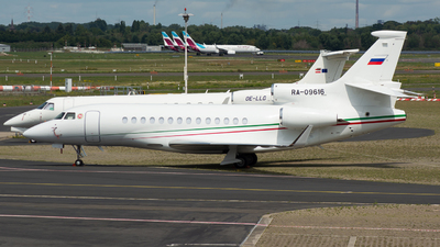 RA-09616 - Dassault Falcon 7X - Tatarstan - Government