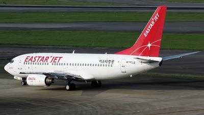HL8022 - Boeing 737-73V - Eastar Jet