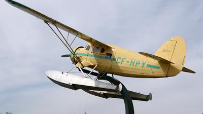 CF-HPY - Noorduyn Norseman Mk.V - Buffalo Airways