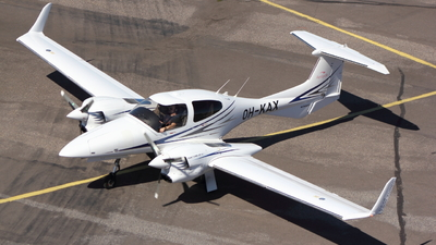 A picture of OHKAX - Diamond DA42 NG Twin Star - [42.N018] - © Jani Grundström