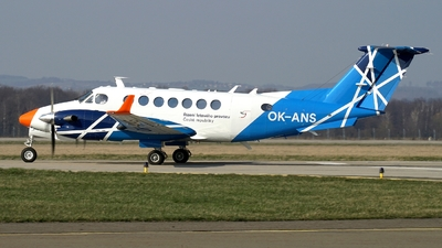 OK-ANS - Beechcraft B300 King Air 350 - Czech Republic - Civil Aviation Authority