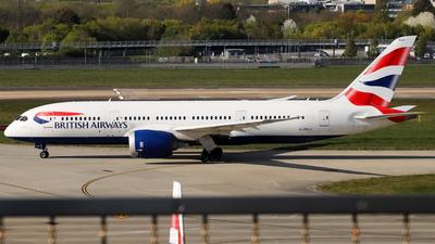 A picture of GZBJJ - Boeing 7878 Dreamliner - British Airways - © subing27