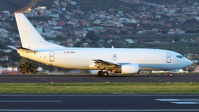 EC-KRA - Boeing 737-3Y0(SF) - Swiftair