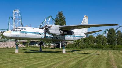 RA-46576 - Antonov An-24B - Aeroflot