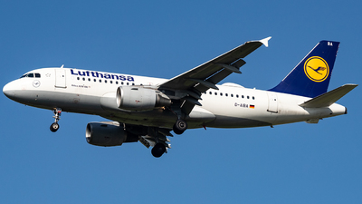 A picture of DAIBA - Airbus A319112 - Lufthansa - © Richi_Aviations