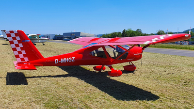 D-MHGZ - Aeroprakt A-32 - Private