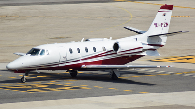 YU-PZM - Cessna 560XL Citation XLS Plus - Air Pink