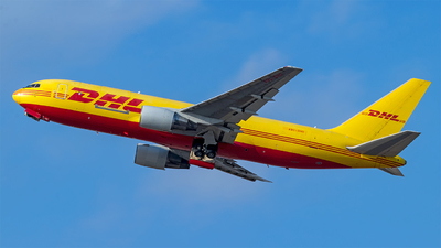 A9C-DHO - Boeing 767-281(BDSF) - DHL (SNAS Aviation)