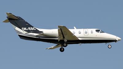 OK-ESC - Beechcraft 400A Beechjet - Time Air