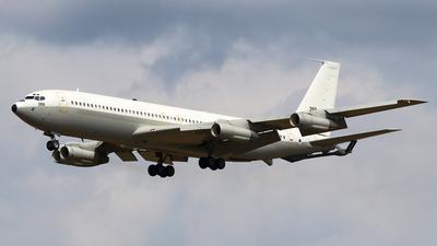 260 - Boeing 707-3J6B Re'em - Israel - Air Force