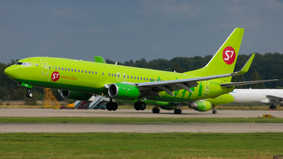 A picture of VQBVK - Boeing 7378GJ - S7 Airlines - © Ilia Martemianov