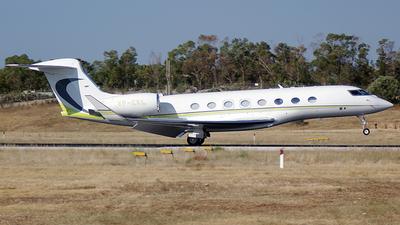 VP-CKL - Gulfstream G650 - Private