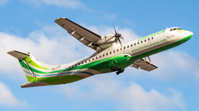 EC-LAD - ATR 72-212A(500) - Binter Canarias (Naysa)