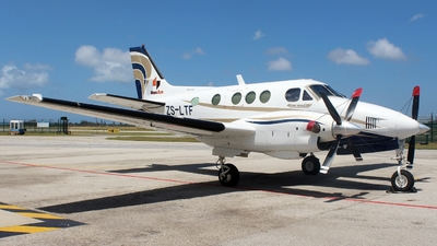 ZS-LTF - Beechcraft C90 King Air - Private