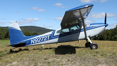 N9272T - Cessna 180C Skywagon - Private