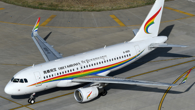B-8691 - Airbus A319-115 - Tibet Airlines
