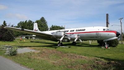 N43872 - Douglas DC-6A Liftmaster - Northern Air Cargo (NAC)