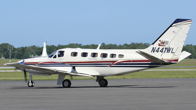 N441WL - Cessna 441 Conquest - Private