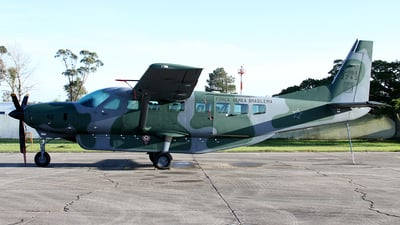 FAB2742 - Cessna C-98A Caravan - Brazil - Air Force