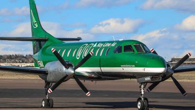 N425MA - Fairchild SA227-AC Metro III - Key Lime Air