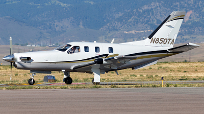 N850TA - Socata TBM-850 - Private