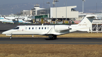 XA-VYC - Bombardier Learjet 45 - Private
