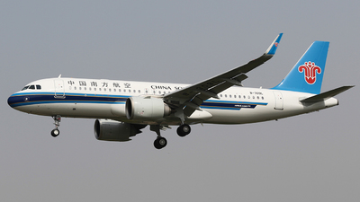 B-309L - Airbus A320-251N - China Southern Airlines