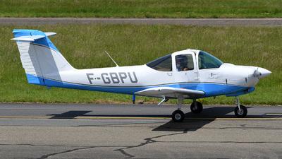 F-GBPU - Piper PA-38-112 Tomahawk - Private
