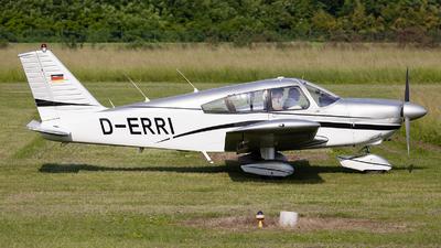 D-ERRI - Piper PA-28-180 Cherokee - Aero Club - Thiene
