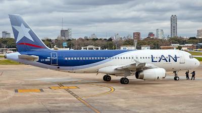 LV-BHU - Airbus A320-233 - LAN Argentina