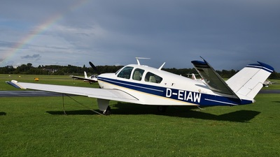 D-EIAW - Beechcraft V35B Bonanza - Private